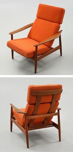 Designed by Arne Vodder.