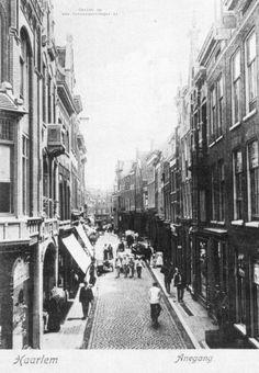 1898 - Anegang in Haarlem - Serc