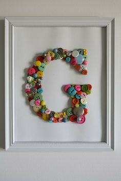 Emerson Grey Designs : Nursery Interior Designer: Cheap in price, but not in style {DIY wall art}