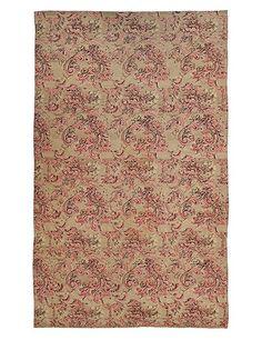 Bessarabian Russian wool rug