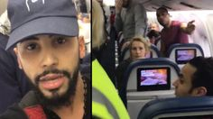 YouTuber Gets Kicked Off Flight For Speaking Arabic To His Mom.
