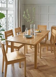 Buy Rutherford Dining Table from the Next UK online shop