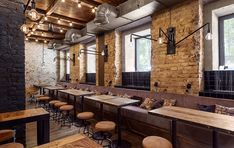 Колоритный бар-лофт Bottega wine & tapas.
