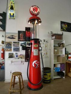 antique gas pumps | CLEARVISION ANTIQUE GAS PUMP for sale in Waterloo, Ontario Classifieds ...