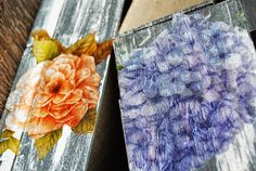 Tutorial: Decoupage, decorar con servilletas | baldosas amarillas: blog de decoración low cost