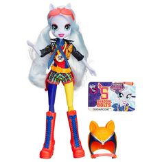 MLP My Little Pony Equestria Girls Friendship Games Sugarcoat Sporty Style Deluxe doll