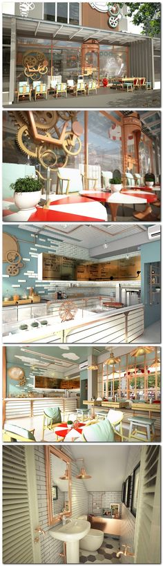 Once Upon A Cream #ice-cream shop by MADA, Hua Hin – Thailand