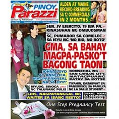 Pinoy Parazzi Vol 9 Issue 3 – December 9 – 10, 2015 http://www.pinoyparazzi.com/pinoy-parazzi-vol-9-issue-3-december-9-10-2015/
