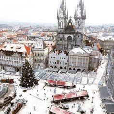 Prague, Czech Republic #Prague #czechrepublic