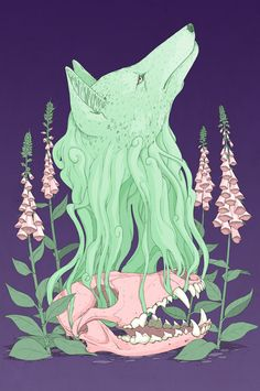 A Coyote in Fox Gloves by ~stuntkid on deviantART