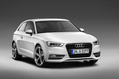 Audi 2013 A3.  Love german cars.  This audi would look even better in black! <3