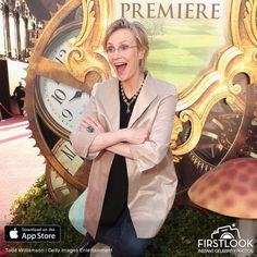 Jane Lynch at The Premiere Of Disney's 'Alice Through The Looking Glass' - Red Carpet http://