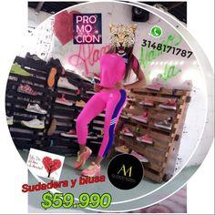 Sudadera adidas y blusa adidas por sólo $59.990 comprala ya para...