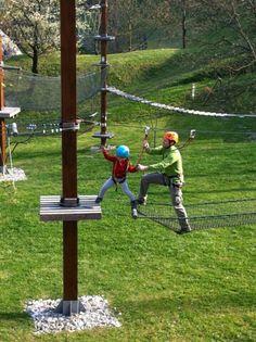 Elias Adventure Park in Dro, Trentino - Alto Adige