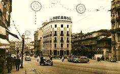 La Puerta Del Sol a mediados de los 40