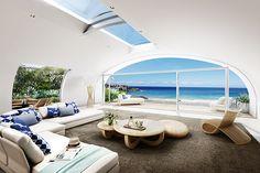 Australia http://neoplaces.com/2013/07/02/les-pieds-dans-le-sable-beach-house/