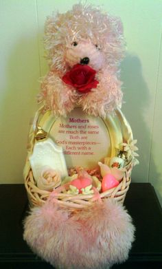 Beautiful Pink Avon Mothers Day #Gift Basket by cappelloscreations, $40.00@etsy