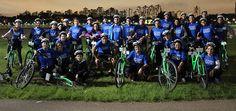 AIG Promove Novo Passeio Ciclístico em Curitiba