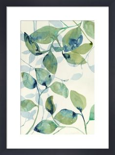 Floral 9 by Susan Hable from King & McGaw