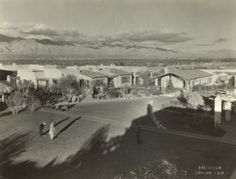 Arizona Inn picture 1920-30's,Tucson histoic photo