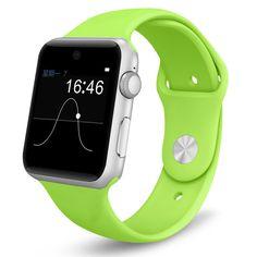 Heißer verkauf! Bluetooth Smart Watch 2.5D ARC HD Screen Unterstützung Sim-karte SmartWatch Magie Knopf Sport Uhr Für IOS Android System Wr //Price: $US $69.80 & FREE Shipping //     #clknetwork