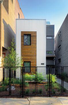 8 pré-fabricadas casas que Criatividade Blend e Sustentabilidade - Construtor de Revista