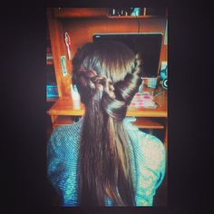 #hair #hairstyle #cute