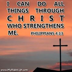 † Like My Bible Life on Facebook at: http://www.facebook.com/MyBibleLife for more daily inspiration. - GOD is L♥VE! - Philippians 4:13