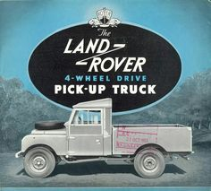 Series 1 pickup brochure