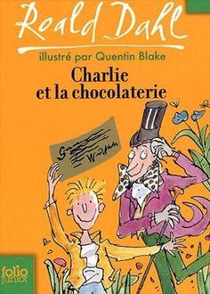 Charlie et la chocolaterie page ressource en supports pédagogique à partir de la lecture de Charlie et la chocolaterie. Travail débuté avec A., on verra si elle accroche.