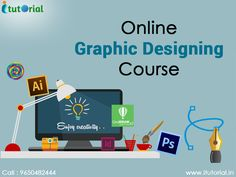 For the #OnlineGraphicDesigningCourse, you can take advantages of the online experienced trainer. These courses are available for the beginners as well as experienced candidates so that candidates can improve themselves according to the increasing competition of the industrial market. See more @ http://bit.ly/1VPmqD6 #ITutorial #GraphicDesigningCourse
