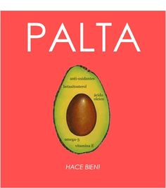Palta hace bien! #Palta #Avocado