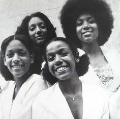 Sister Sledge. Early days.