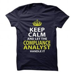 COMPLIANCE ANALYST Because Badass Miracle Worker Isn
