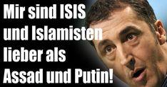 Das ist natürlich konsequent für einen mutmaßlichen Agenten des Islamischen Staates im Bundestag. Nach Beck, der Deutsche auffordert endlich arabisch zu lernen und Gauck, der sich einen muslimische…