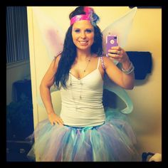 DIY tutus and headbands... uhhh I found my color run outfit AND how to make it :)