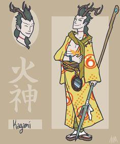 THE AVENGERS Reimagined as Sengoku Samurai Heroes — GeekTyrant (Kagami - Loki)