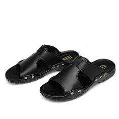 Mens Slip On Mules Mesh Sneakers Clogs Slippers Beach Slide Sandals Shoes Size