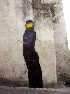 Art, graffiti, murals by Os Gêmeos (10)
