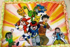 Torta Pokemon