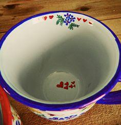 DIY Anthropologie Coffee Mugs (Drawing on Ceramic with Sharpie)
