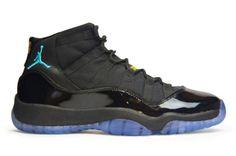 meet f543c db4e2 Air Jordan 11 Black Gamma Blue Varsity Maize Sneakers Sale, Jordan  Sneakers, Jordan Shoes