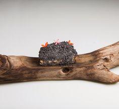 Foie Gras Ashes on Crystal Bread: Chef Eneko Atxa (Azurmendi Restaurant)