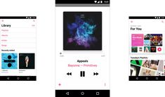 Apple Music Android app brought up to par with iOS in major redesign #AppleNews #TechNews