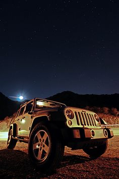 Jeep Wrangler by Mot