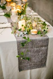 Elegant and simple table