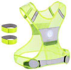 Reflective Vest for Running or Cycling Including Two 3M Safety Reflective Bands (Women and Men, with Pockets, Gear for Jogging, Biking, Walking) Roadrunner http://www.amazon.com/dp/B00GST9CSI/ref=cm_sw_r_pi_dp_Fzw4wb0BSYEZW