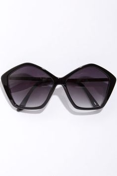 Dune Black Sunglasses at Lulus.com!