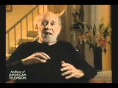 George Carlin - I'm divorced from it now. - Some seriously good points made here. Hes Gone, George Carlin, Change Maker, Divorce, Zen, Thoughts, Words, Youtube, Chrome