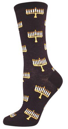 unusual gifts for kids Awesome Hanukkah Menorah, Hannukah, Happy Hanukkah, Hanukkah Traditions, Crazy Socks For Men, Chandeliers, Halloween Socks, Holiday Fun, Holiday Parties